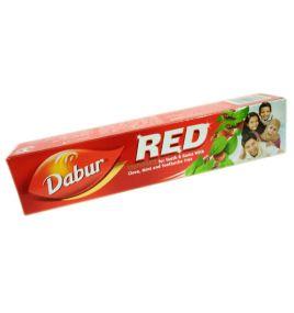 Освежающая зубная паста Dabur Red (200 г, Индия)