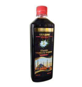 Нефильтрованное масло черного тмина Seadan (500 мл, Кыргызстан)
