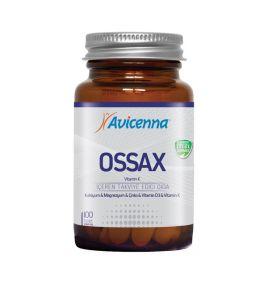 Пищевая добавка для защиты здоровья костей и зубов Avicenna Ossax Aksu Vital (136 г, Турция)