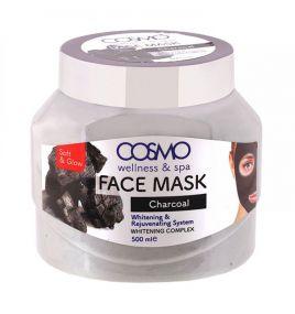 Крем-маска с древесным углем Cosmo Charcoal Face Mask (500 мл)