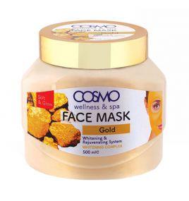 Крем-маска с золотом Cosmo Gold Face Mask (500 мл)