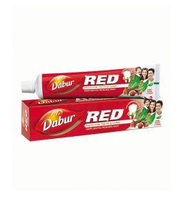 Лечебная зубная паста Dabur Red (100 г, Индия)