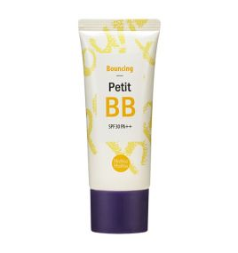 Антивозрастной BB крем для лица Holika Holika Bouncing Petit BB Cream SPF30/PA++ (30 мл)