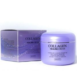 Коллагеновый крем для лица Collagen Healing Cream (Jigott)