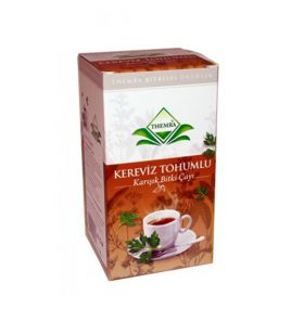 Чай с семенами сельдерея против простатита Kereviz Tohumlu Themra