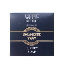 Лечебное мыло ручной работы на основе шунгита и лечебных трав Shungite Way (200 мл, Казахстан)