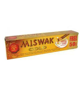Зубная паста с мисваком Dabur Miswak Gold (150 г, Индия)