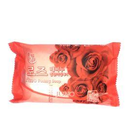 Мыло для лица с экстрактом розы Juno (150 г, Южная Корея)
