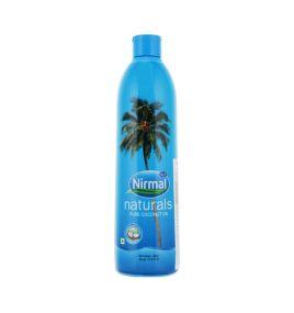 Кокосовое масло Naturals Pure Coconut Oil KLF Nirmal (400 мл, Индия)