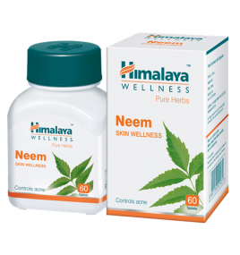 Ним для очищение крови и кожи (Neem Himalaya)