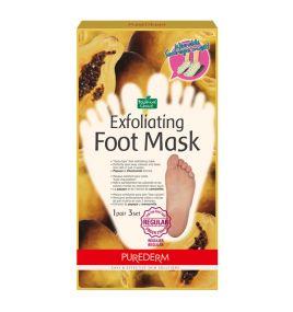 Отшелушивающая пилинг-маска для ног Purederm Exfoliating Foot Mask (23 мл, Южная Корея)