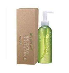 Гидрофильное масло с экстрактом соевых бобов Real Soybean Cleansing Oil Mizon (200 мл)