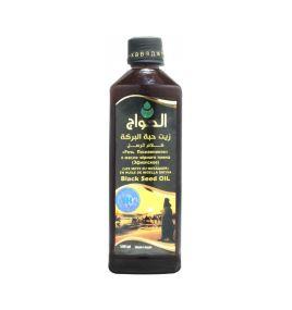 """Эфиопское масло черного тмина """"Речь Посланников"""" El Hawag (500 мл, Египет)"""