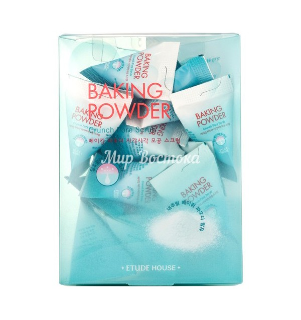 Скраб для очищения пор Baking Powder Crunch Pore Scrub Etude House