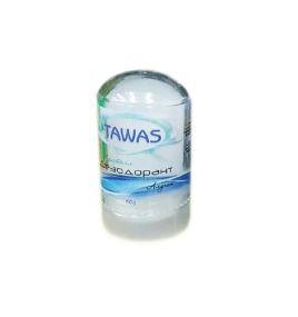 Дезодорант-алунит Tawas Crystal (60 г, Филиппины)