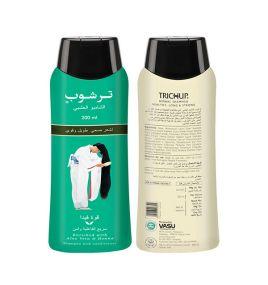 Шампунь для укрепления и роста волос Trichup Healthy, Long & Strong Herbal Shampoo (200 мл, Индия)