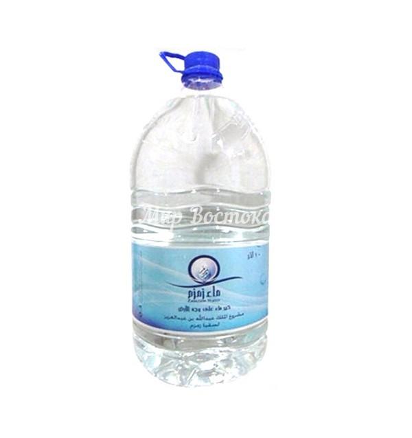 """Священная вода из Мекки """"Зам-зам"""" (10 л, Саудовская Аравия)"""